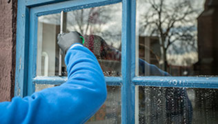 Commercial Window Cleaning - RoMaCo Building Services